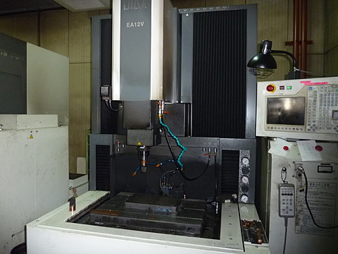 Electric discharge method machine